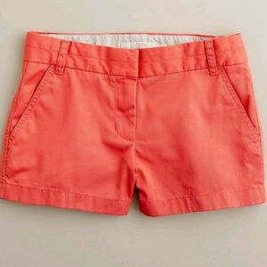 [ J C R E W ] Cotton Chino Broken-In Shorts 4